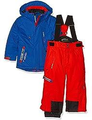 Peak Mountain Ecosmic Ensemble de Ski Garçon