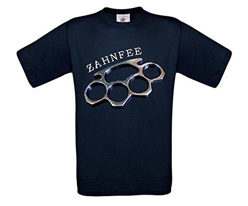 Coka-Tex -  T-shirt - Camicia  - Collo a U  - Uomo blu navy XXX-Large