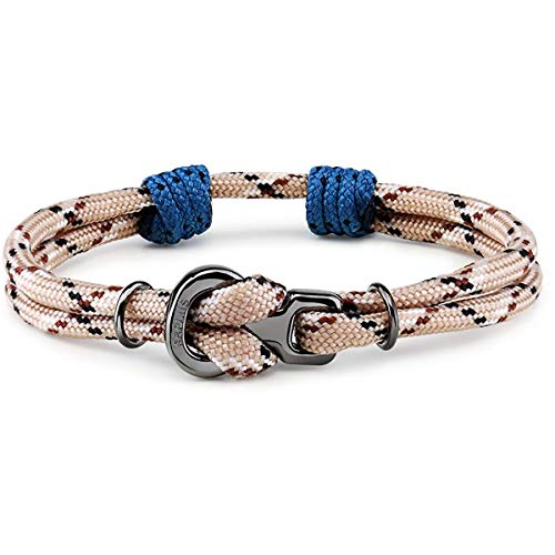 8b+ Schmuck Beligan Chocolate Armband -