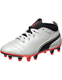 Puma Unisex Kids' One 17.4 FG Jr Footbal Shoes