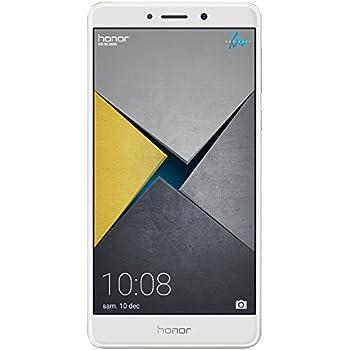 Honor 6X Smartphone, 4 GB di RAM, 64 GB ROM, Dual SIM, Oro