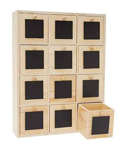 VBS VBS Mini-Aufbewahrungsboxen