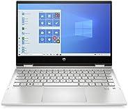 "HP Pavilion bärbar dator x360 14-dw1000no. Pentium 7505 14"" FHD Touch 4GB DDR4 256GB PCIe UMA 3 cells W10"