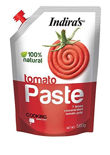 INDIRAS Tomato Paste, 500 g