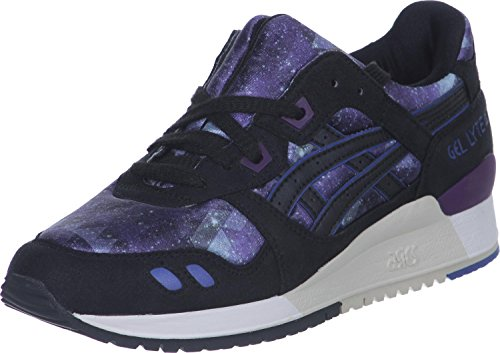 Asics Gelsaga, Sneakers Basses Femme Black