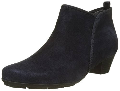 Gabor Shoes Damen Basic Stiefel, Blau (16 Ocean), 40 EU