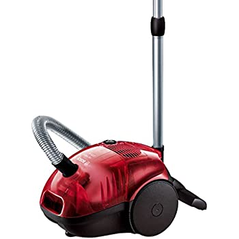Bosch BSD 3081 Aspirateur avec ou sans Sac 32kpa 2000 W Rouge