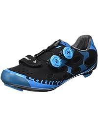 Catlike Whisper Road 2016, Zapatillas de Ciclismo de Carretera Unisex Adulto, (Negro/Azul 000), 40 EU