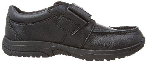 Timberland Park Stoc Toe Ox Y, Chaussures de ville garçon Noir (Black)