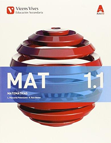 Mat 1 trim (matemáticas eso) aula 3d