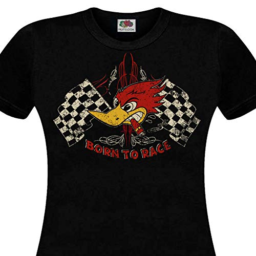 TYML Mode T-Shirt Hot Rod Muscle Car Racer Chopper Custom Retro -