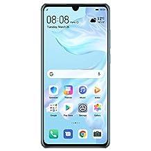 Huawei P30, 128 GB, Crystal (Huawei Türkiye Garantili)