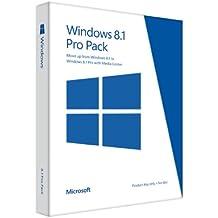 Windows 8.1 Pro Pack 32/64 Bit - Upgrade von Windows 8.1 auf Windows 8.1 Pro (Product Key Card ohne Datenträger)