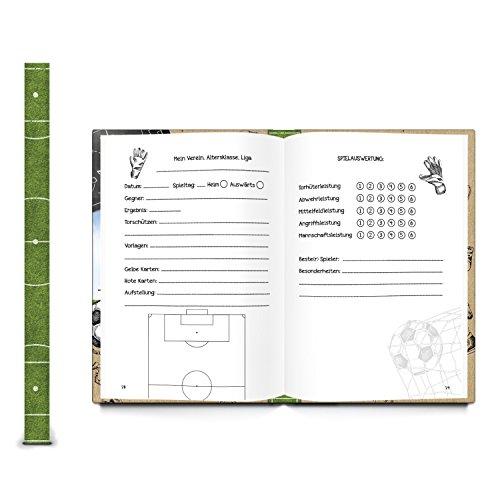 Zoom IMG-2 calcio regalo del libro per