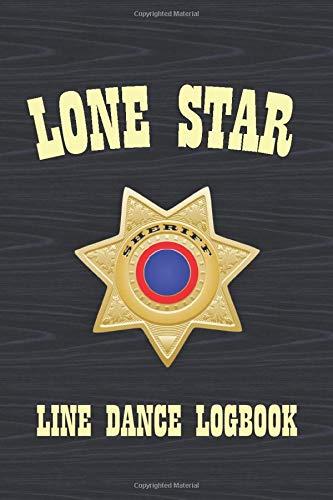 Lone Star: Line Dance Logbook Womens Lady Logger-boot