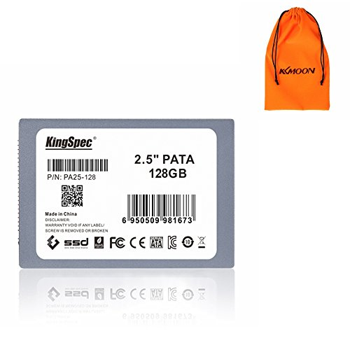 KingSpec PATA (IDE) 6,3 cm 6,3 cm MLC Digital SSD Solid State Drive für PC Laptop Notebook 128G