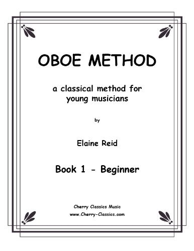 Oboe Method #1 for Beginners by Elaine Smith (2007-02-03)