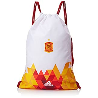 41wLQaxQgYL. SS324  - 2016-2017 Spain Adidas Legacy Gym Bag (White)