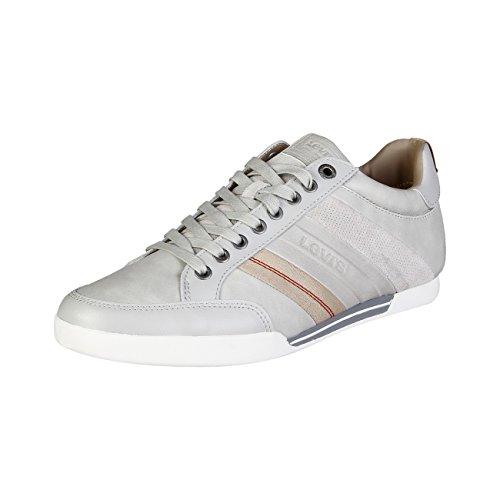 Levi's Turlock Refresh, Herren Sneakers Schwarz