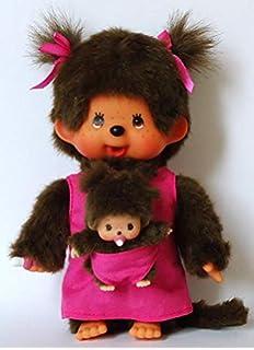 Ciondolo ragazza rosa10 cmMon CicciMonchhichiSekiguchiPortachiavi