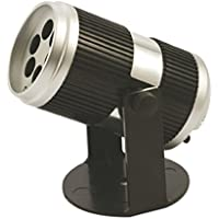 Kooper Xmas Proiettore LED Uso Interno Snowflake, Metallo/Plastica, Bianco, 13 x 10 x 12 cm - Confronta prezzi