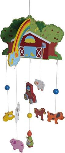 Bieco 23022444 - Holzmobiles in großer Auswahl an wunderschönen Motiven