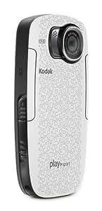 Kodak PlaySport Zx5 Full HD 1080P,  Waterproof, Dustproof and Shockproof - White