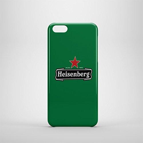 HeisenbergWalter Breaking Bad Coque pour iPhone 5c Blanc