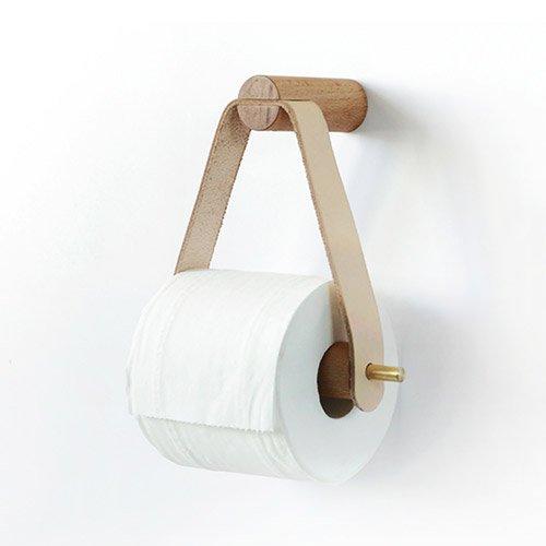 Shelfhx Nordic Kreative Holzrollenhalter Badezimmer Lagerung Papierhandtuchspender Toilettenpapierhalter Box Badezimmer Zubehör