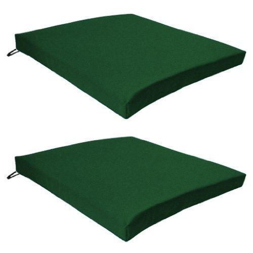 seat cushions for garden chairs amazoncouk - Garden Furniture Cushions Uk