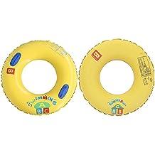 Flotador inflable de la piscina del anillo de la natación de ABC para los niños nadar