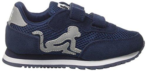 DrunknMunky Phoenix Thrill, Chaussures de Tennis garçon Blu (Navy)