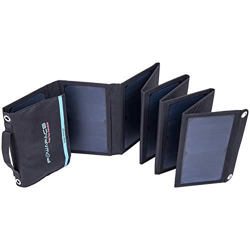 Imagen de Panel Solar Portátil Powapacs por menos de 200 euros.