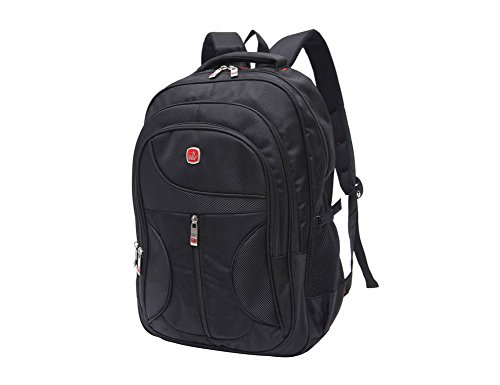 Laptop Computer Backpack, 15.6 Inch Water Resistant Travel Rucksack, Student Backpack For Laptop, Macbook Tablet Notebook Computer