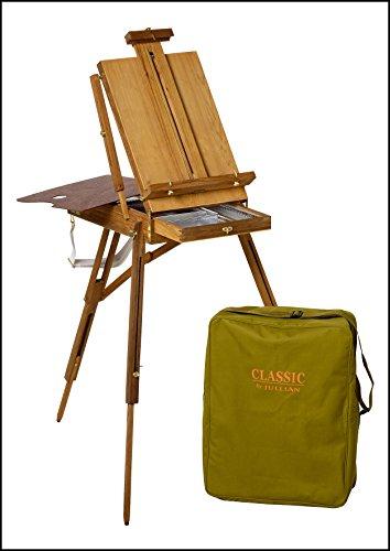 Top Jullian Classic Full Size Sketch Box Easel. Online