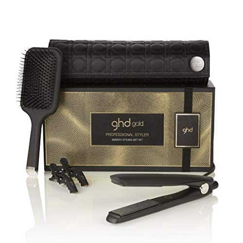 ghd Limited Edition smooth styling gift set
