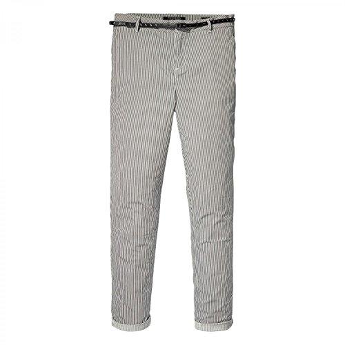Maison Scotch Damen Hose Regular Fit Chino Pant 140754 Combo A