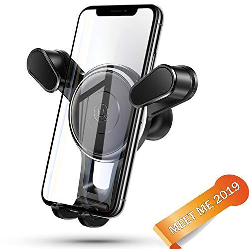 Meet me/Soporte móvil para Coche 360 Grados Rotación/Soporte GPS Coche/Sujetador de movil...
