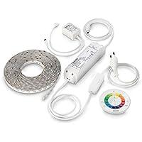 Philips Juego Completo de Tiras de Luz Extend 5 m Lámpara LED Flexible Indirecta