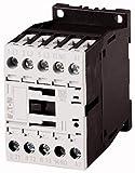Eaton 276550 Leistungsschütz, 3-polig + 1 Schließer, 3 kW/400 V/AC3