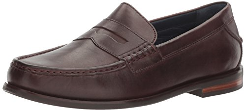 Cole HaanPinch Friday Contemporary - Pinch Friday Contemporary Herren, Rot (Cordovan Handstain), 47 EU D(M) Cordovan Penny Loafer