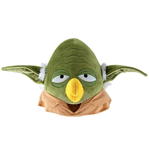 Angry Birds - Star Wars - Yoda Plush - 20cm 8""