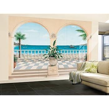 Fototapete Motivtapete Bildtapete Wall Mural Terrasse ...