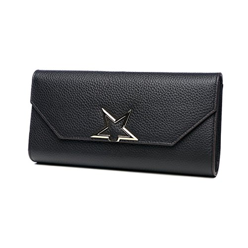 Damen Handtasche Mode Temperament Handtasche Leder Bankett Tasche,Pink Black