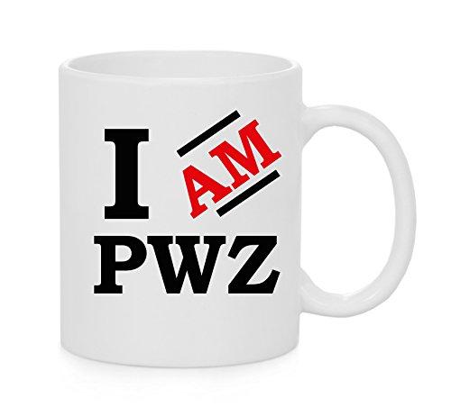 Ich bin PWZ Offizielles Tasse