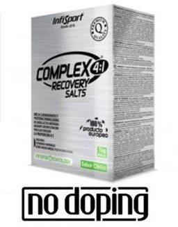 Infisport Complex 4:1 Recovery Salts 1Kg Cítrico