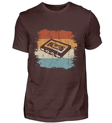 ro Vintage Style - Für alle, die die alte Zeit lieben und vermissen - Herren Premiumshirt -M-Braun ()