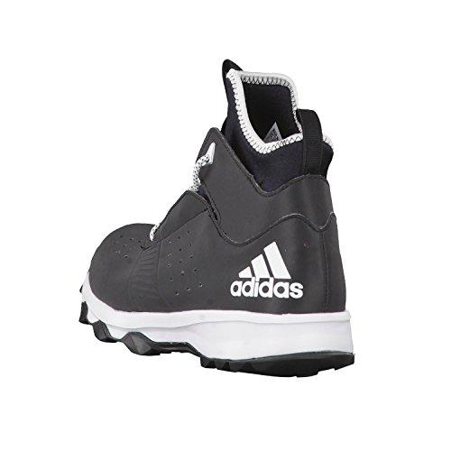 adidas Kinder Wanderschuhe Alumito mid k core black/ftwr white/core black