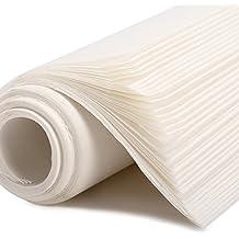 ROSENICE 35 hojas de caligrafía china cepillo escritura papel Sumi tinta / papel Xuan Vestido de papel de arroz para caligrafía china escritura Sumi conjunto