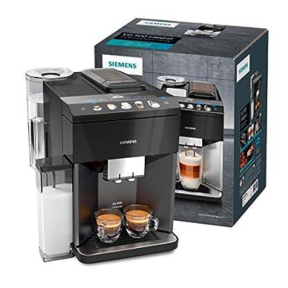 Siemens-EQ500-integral-TQ505D09-Kaffeevollautomat-1500-W-Keramikmahlwerk-intuitives-coffeeSelect-Display-Doppeltassenbezug-saphirschwarz-metallic